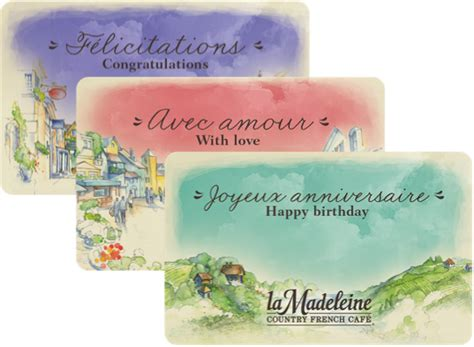 Love Culture Gift Card Balance - store la madeleine