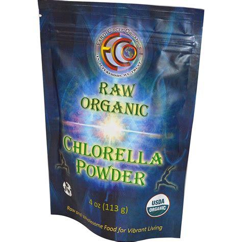 Chlorella Powder earth circle organics chlorella powder organic 4 oz