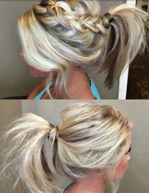 everyday glamorous hairstyles 76 best images about leuke kapsels on pinterest updo