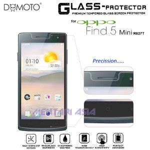 Oppo Finder X907 Tempered Glass Anti Gores Kaca Screen Protector Guard jual oppo find 5 glass premium spigen tempered glass 2 5d baru screen protector