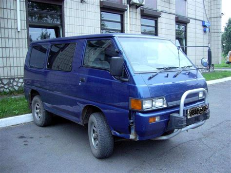 mitsubishi delica for sale 1990 mitsubishi delica for sale 2 5 diesel manual for sale