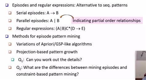 sequential pattern discovery adalah pattern discovery 3 sequential pattern mining