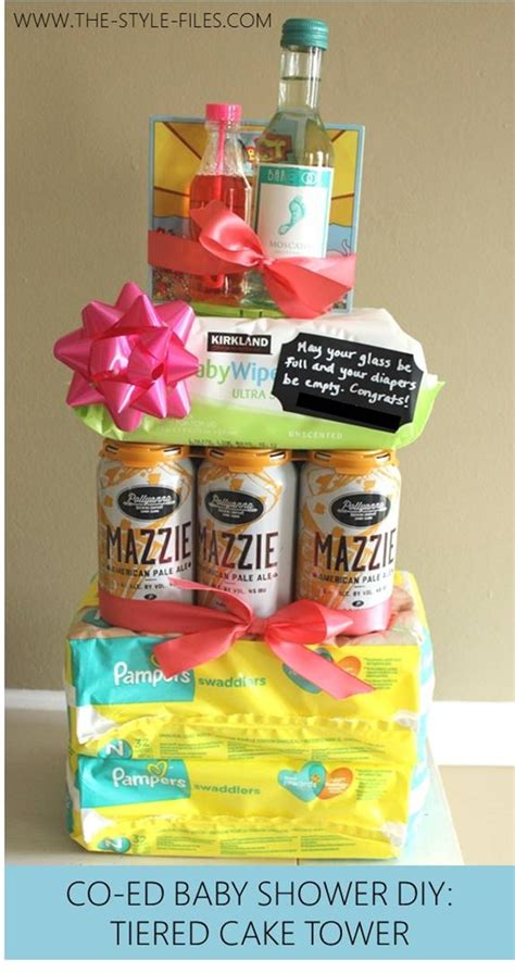Things To Get For Baby Shower by What To Get For A Co Ed Baby Shower Drinks