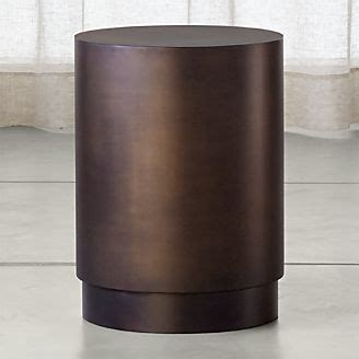 end tables | crate and barrel