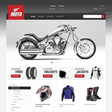 bike parts list template bike parts apparel prestashop theme 40413