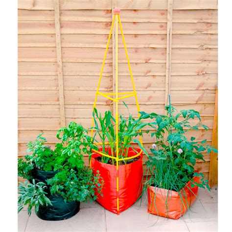 Outdoor Planters Clearance by Soft Sided Patio Planter Kit Seed Garden Equipment