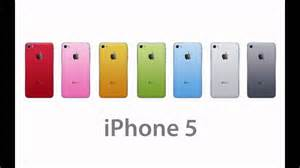 iphone 5 color iphone 5 tv commerical color concept