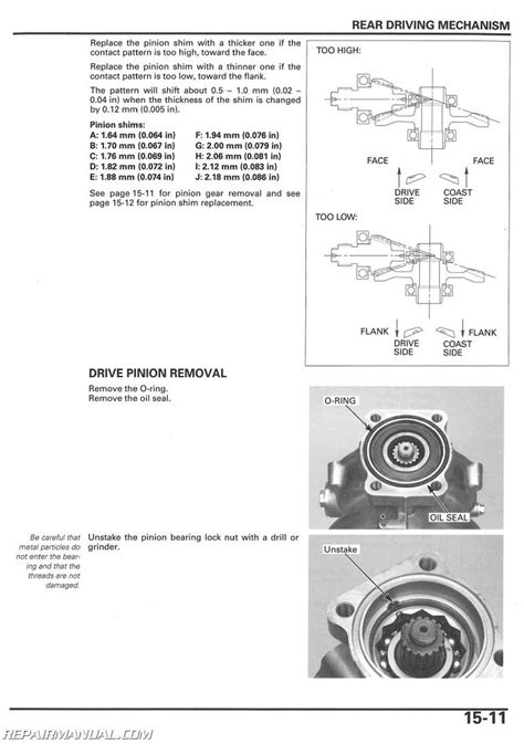 honda recon es 250 wiring diagram wiring diagram manual