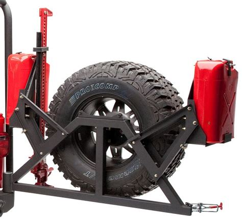 Jeep Gas Can Rack by Armor 5127 Armor 4x4 Gas Can Adapter Kit For
