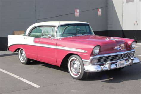 1956 Chevrolet 4 Door Hardtop For Sale by 1956 Chevy Bel Air 4 Door Hardtop Sport Sedan Classic