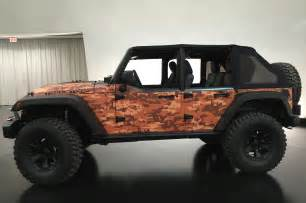 With Jeeps 2016 Easter Jeep Safari Concepts Motor Trend