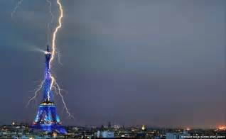 Of Lightning Strike The Effects Of A Lightning Strike On The Human