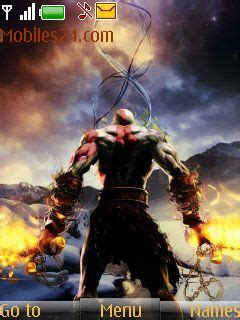 god themes nokia god of war free nokia 7510 supernova theme download