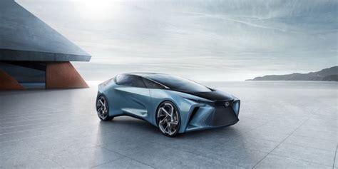 concept    future  lexus builds bev