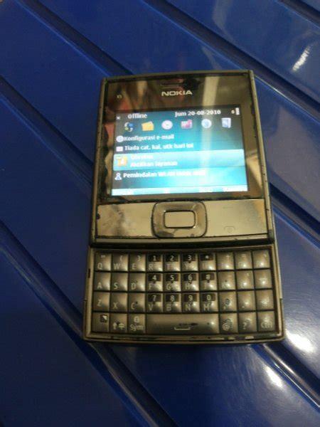 Jual Kembali Hp Nokia X jual nokia x5 slide jadul unik antik di lapak roemah