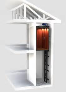 used home elevators for ram home elevator installed cross section ram elevators