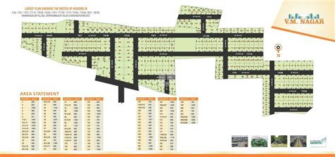 layout plan of surya nagar phase 2 vm nagar in tambaram west chennai price floor plans