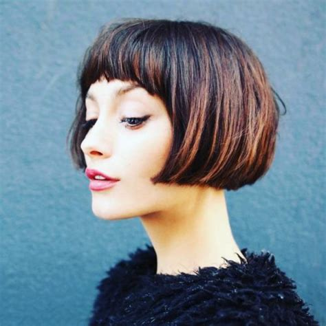 long hair style showing ears 48 top short bob hairstyles haircuts for women in 2018