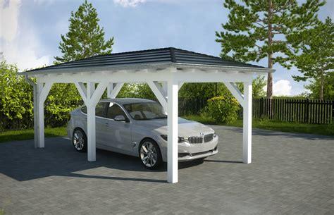 carport walmdach preise walmdach carport selbst konfigurieren und kaufen bei