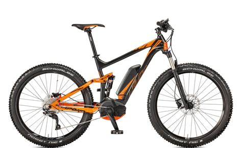 Ktm Ebike Ktm Macina Kapoho 275 Suspension Emtb Electric Bikes