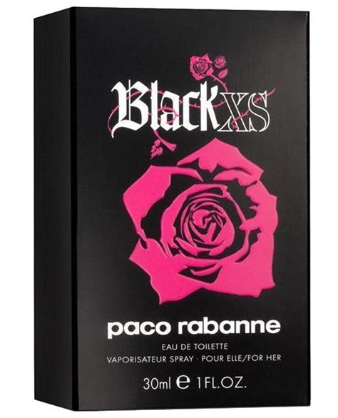 black xs for her paco rabanne black xs for her reviews and rating