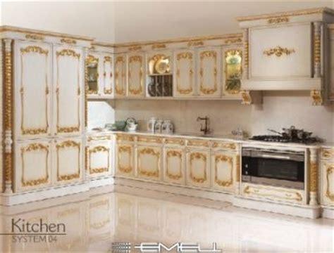 cucina barocca cucina barocca veneziana oro e swarosky