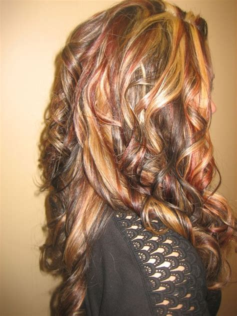 dramatic hair color highlights pictures pinterest the world s catalog of ideas