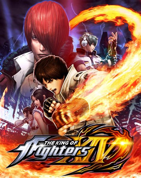 king of the king of fighters xiv snk wiki fandom powered by wikia