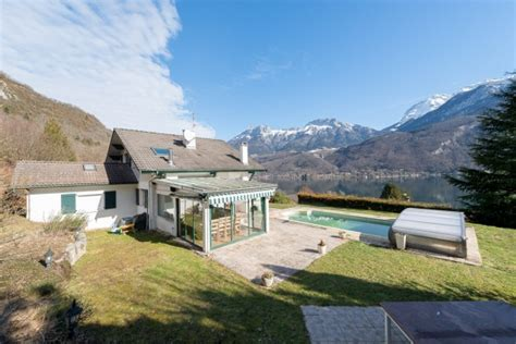 The View House by Properties Sold By Agence Clerc Near Annecy Aix Les Bains