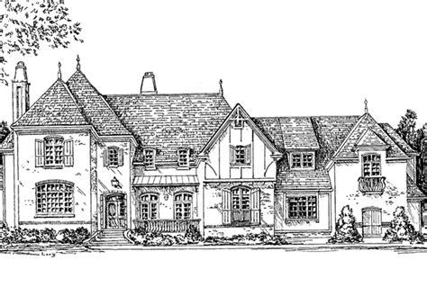 tudor cottage house plans napolean mckay zorn associates p a southern
