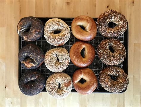 Handmade Bagels - the dish rebelle artisan bagels pop up rhode island monthly