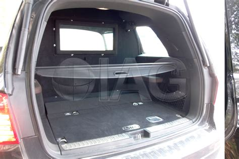 armored vehicles inside international armored mercedes gl