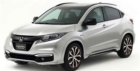 Honda Hrv Hybrid Honda Hr V Hybrid Reviews Prices Ratings With Various