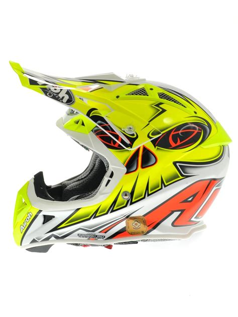 airoh motocross casque motocross airoh 2014 aviator 2 1 carbon kev lar eye