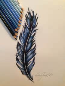 cool colored pencil drawings feather design prismacolor pencils one of my more