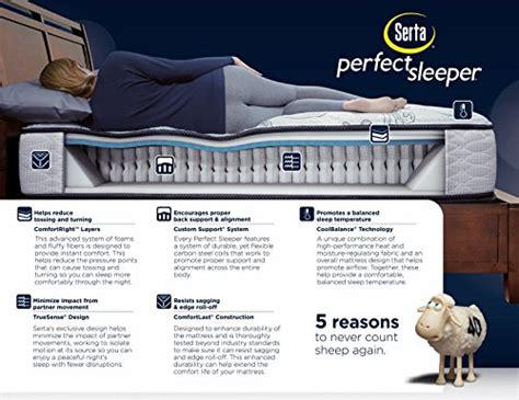 top   perfect sleeper reviews  mattresses