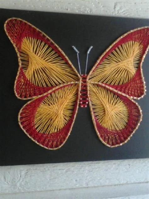 String Butterfly - string butterfly string