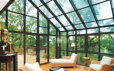 sunroom glass