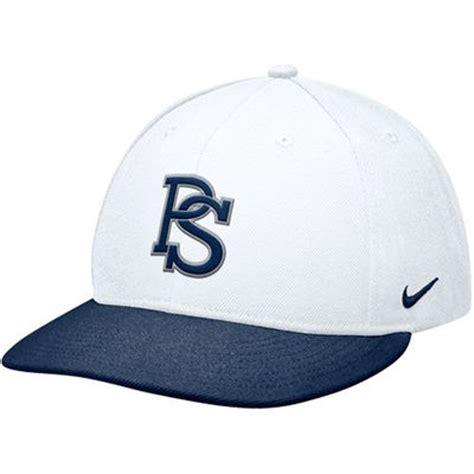 nike penn state nittany lions white navy blue baseball