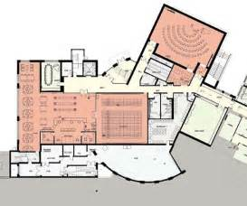 Floorplan Music Community Center Floor Plans Own Building Plans