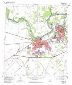 richmond topographic map tx usgs topo 29095e7