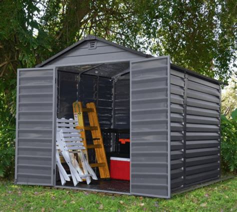 Plastic Garden Sheds For Sale by Plastic Sheds Top 10 Plastic Sheds For Sale In Uk Reviewed