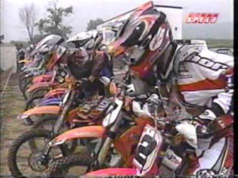 canadian pro motocross 2002 joliette canadian motocross national 250cc pro