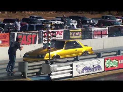 off the trailer nationals grudge race at capitol raceway