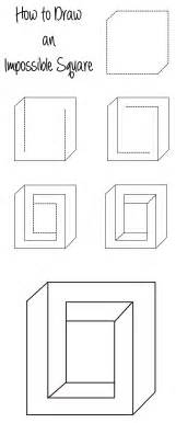 How to draw easy optical illusions step by step x3cb x3ehow x3c b x3e