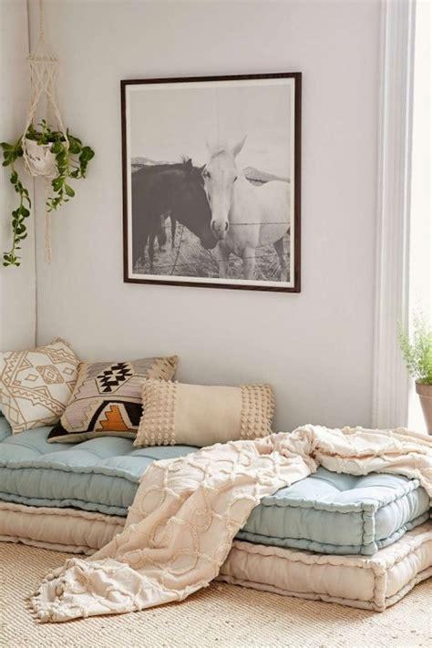 Ranjang Dan Kasur tempat tidur cantik tanpa ranjang rumah dan gaya hidup