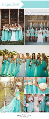 best wedding colors summer wedding color ideas tulle chantilly wedding