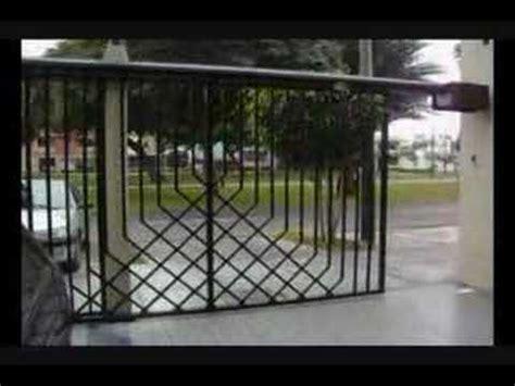 cocheras levadizas puertas levadizas corredizas seccionales vad peru