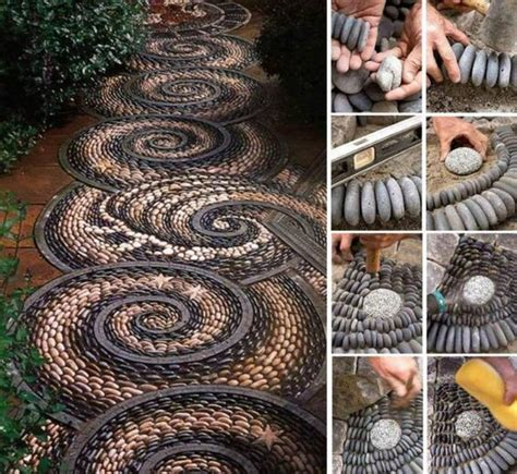 15 lovely decorative stepping