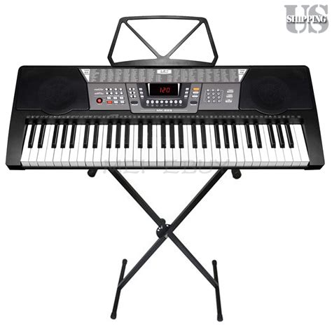 Keyboard Musik 61 key electronic keyboard electric digital piano